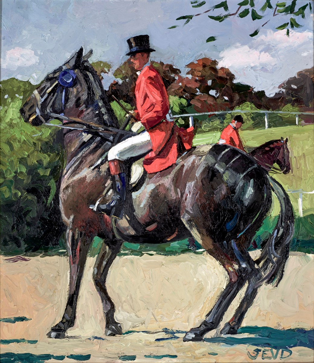 The Windsor Horse Show